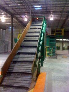 Rebuilt Recycling Sorting System 03