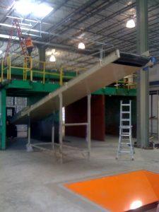Rebuilt Recycling Sorting System 04